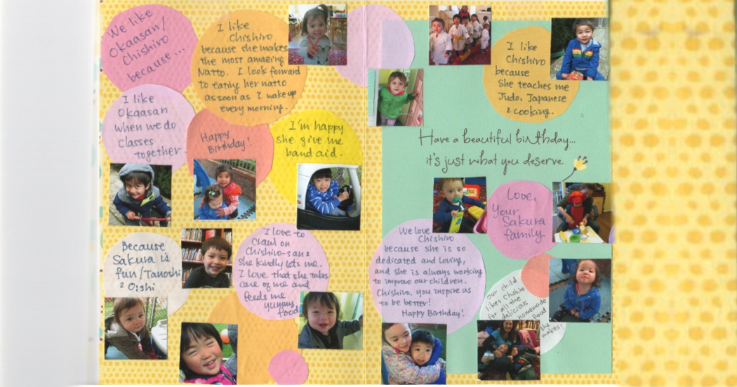 messages and notes to kids
